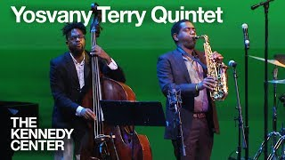 Yosvany Terry Quintet   LIVE at The Kennedy Center