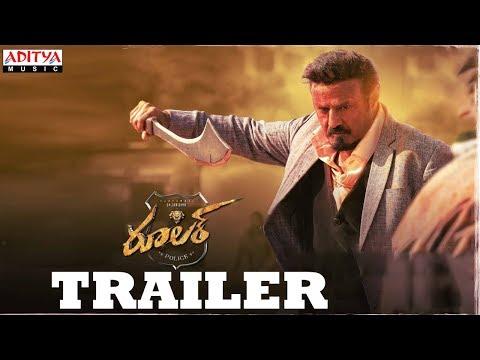 Ruler - Official Trailer | Nandamuri Balakrishna, Sonal Chauhan | KS Ravi Kumar