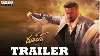 Nandamuri Balakrishna's Ruler Telugu Movie Trailer 2019