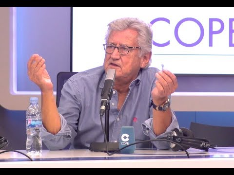 Entrevista a Pepe Domingo Castaño en El Partidazo de Cope | La Contraportada