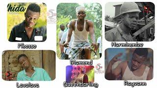 Msoto Waliopata WCB Diamond, Harmonize, Rayvann, Mbosso, Lavalava, Queen Darling Kabla ya kutoka