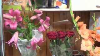 Цветы в подарок. Как их дольше сохранить.(, 2014-07-07T19:20:47.000Z)