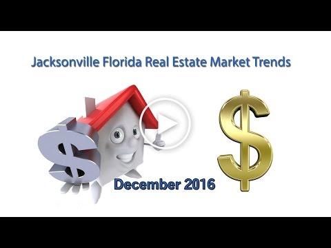 Jacksonville Florida Real Estate Market Trends Report Nov 2016