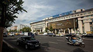 """Уличный экран для """"РИА сегодня"""", г. Москва, Р8"""