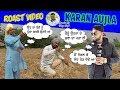 Karan Aujla | Roast Video | Happy Gehlewala | Sidhu Moose Wala | Latest Punjabi Songs 2018
