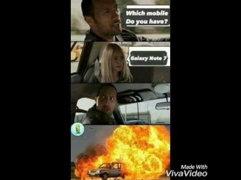 hqdefault galaxy note 7 explosion funny pic youtube