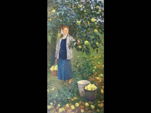 Наталья Григорьева читает произведение «Антоновские яблоки» (Бунин Иван Алексеевич)