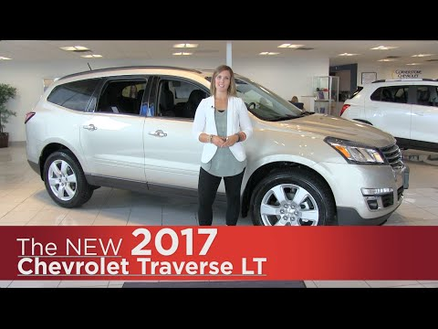 New 2017 Chevrolet Traverse LT - Minneapolis, St Cloud, Monticello, Buffalo, Rogers, MN Review