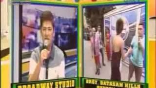 Marian Rivera Kinorek ang Contestant na Tinawag na Madlang People ang Dabarkads
