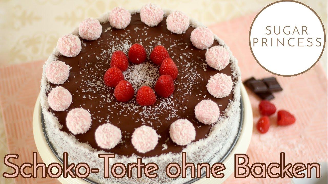 🤩Absoluter Schoko-Schock! 🍫 Schokotorte OHNE Backen!!! | Rezept von Sugarprincess