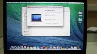 MacBook Pro Retina 13 Late 2013 - Огляд! Перше враження! Розпакування/Unpacking!