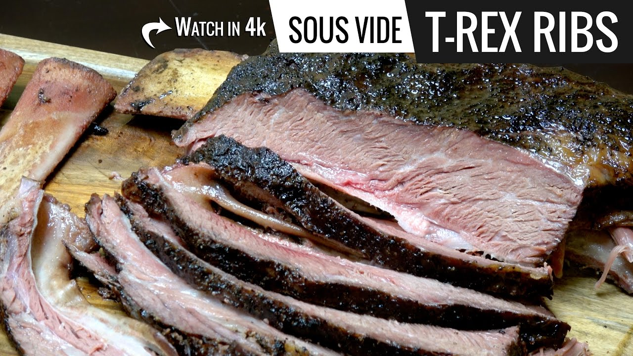 sous vide beef ribs perfect beef ribs coooked sous vide. Black Bedroom Furniture Sets. Home Design Ideas