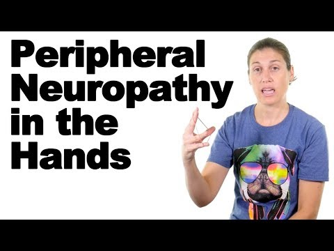 Peripheral Neuropathy Relief For The Hands - Ask Doctor Jo