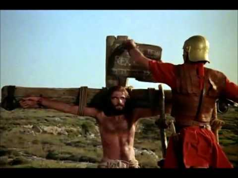 """INRI"" by The No Longer (with scenes from the Jesus Film)"