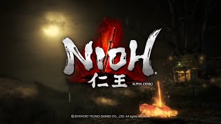 Nioh (仁王) Alpha Demo Gameplay + Thoughts (Fixed Audio)