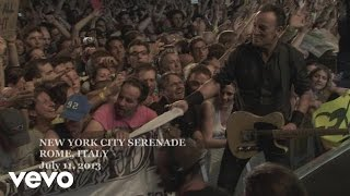 Bruce Springsteen - New York City Serenade (Rome 7/11/13)