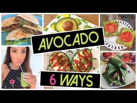 6 Unique & Exciting Ways to Eat Avocado
