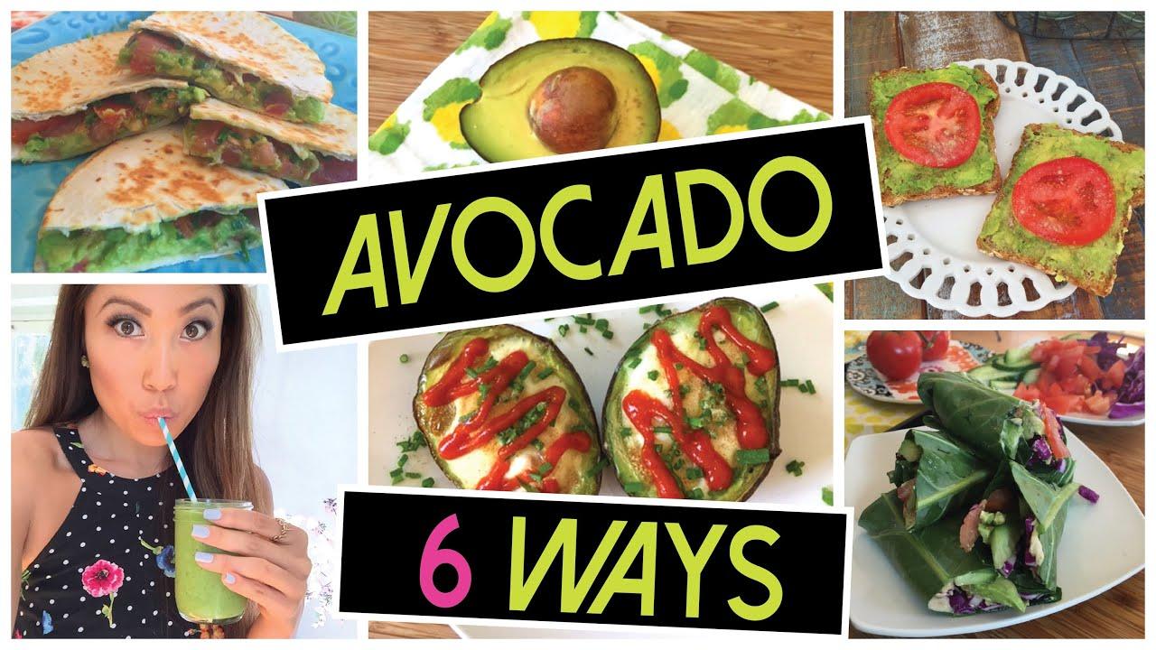 6 unique exciting ways to eat avocado youtube 6 unique exciting ways to eat avocado forumfinder Images