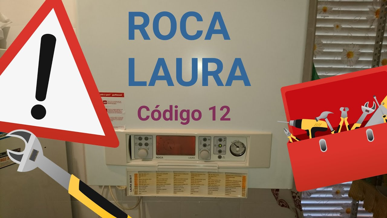 Roca laura codigo 12 youtube for Caldera roca modelo laura
