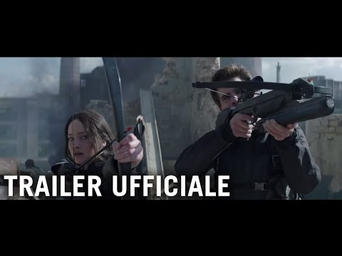 Hunger Games - Il Canto della Rivolta: Parte 1 - Trailer Ufficiale Italiano   HD