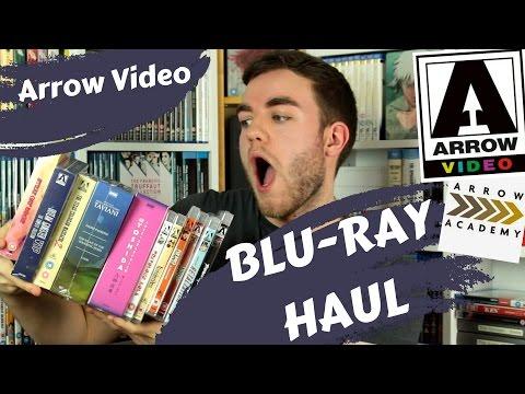 Huge ARROW VIDEO Blu-ray Haul (20+ films)!