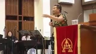Kocak Bangat , MONGOL stand up comedi  di gareja porno bangat tapi masuk akal