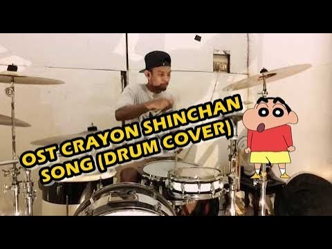 Faishal Arif | Ost Crayon Shinchan (drum cover)