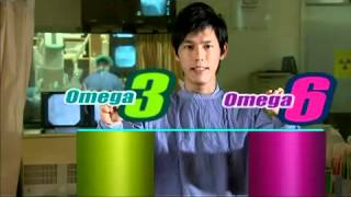 omega-3脂肪酸(奇異子u0026魚油)抗氧化,預防心血管疾病及免疫系統的全方位效益