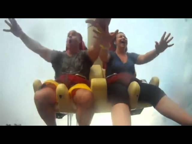 Wisconsin Dells 80mph Thrill Ride