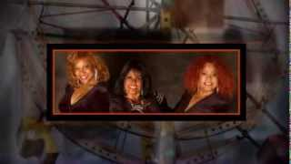 THE SUPREMES first time on a ferris wheel (1997)