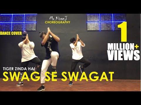 Swag Se Swagat | Tiger Zinda Hai | Kiran J...