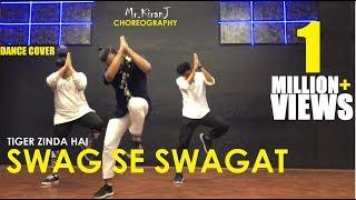 Swag Se Swagat | Tiger Zinda Hai | Kiran J | DancePeople Studios