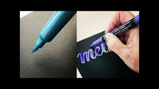 驚異のレタリング アート!世界で一番書く能力のうまい人たち part4