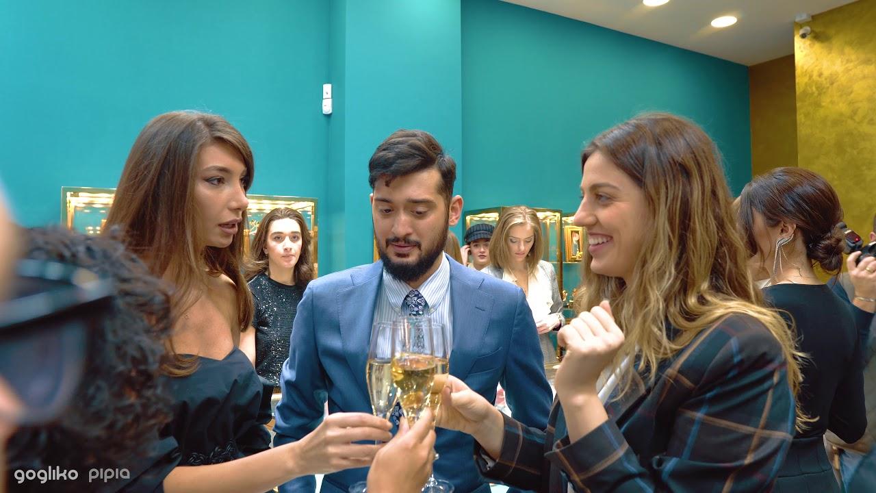 ზარაფხანა  გალერეა თბილისი  ზარაფხანას ფილიალის გახსნა  Gogliko Pipia Videography