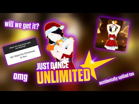 JD Unlimited: All I Want For Christmas Is You, this Christmas? (theory)