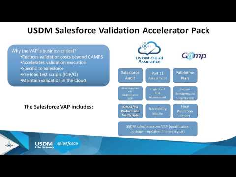 Validate Salesforce and Move Your GxP Processes to the Cloud