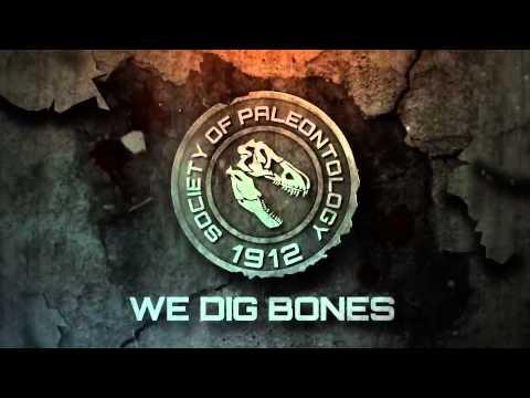 Your Logo Animated - Society of Paleontology