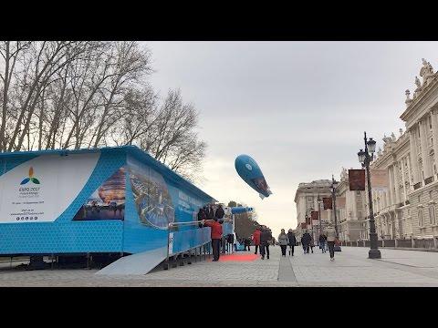 Expo 2017 Astana roadshow starts European tour in Madrid