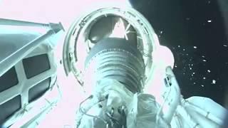 Atlas V TDRS-M Rocket Cam