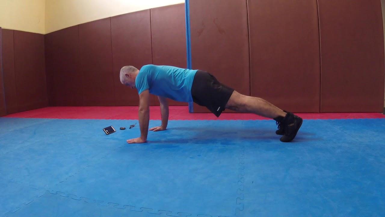 22 exercices cardio poids de corps sans matériel (SAVATE ...