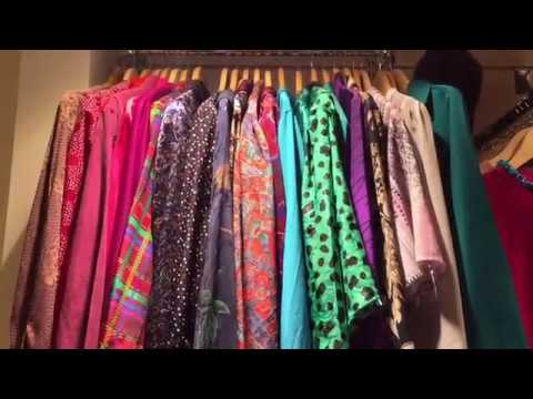 Vintage Blouses - How To Wear.