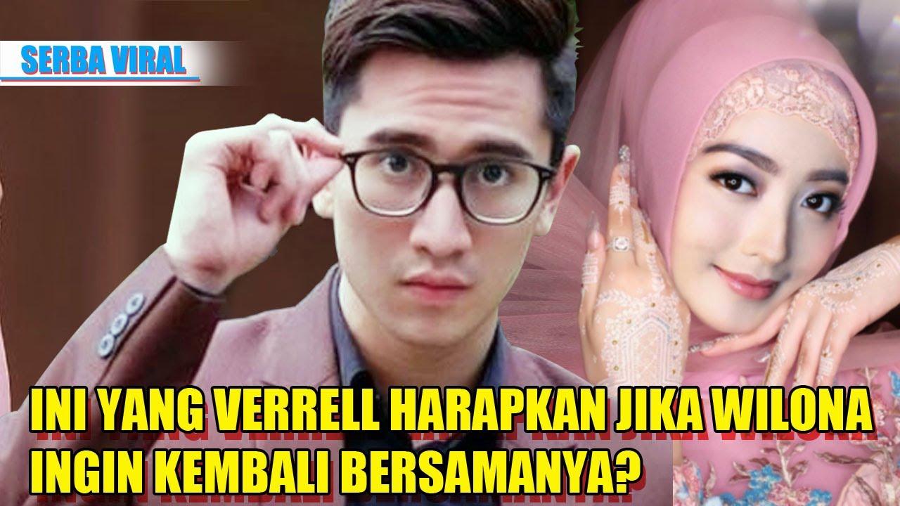 Masih Saling Mencintai, Verrell & Natasha Wilona Bisa CLBK Jika Hal Ini Terjadi Pd Wilona?
