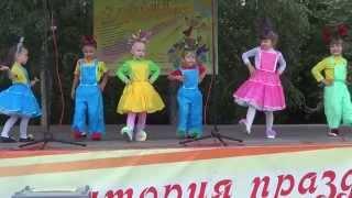 Танец под песню Барбарики