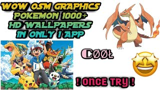 How to download (1000+) HD graphics pokemon wallpapers