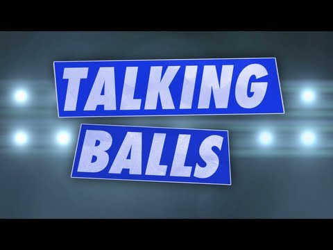 Talking Balls, with guest Tom Deacon