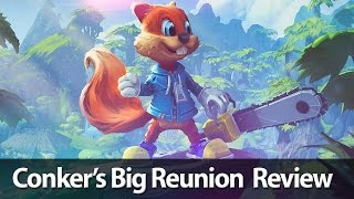 Conker's Big Reunion Review (Video Game Video Review)