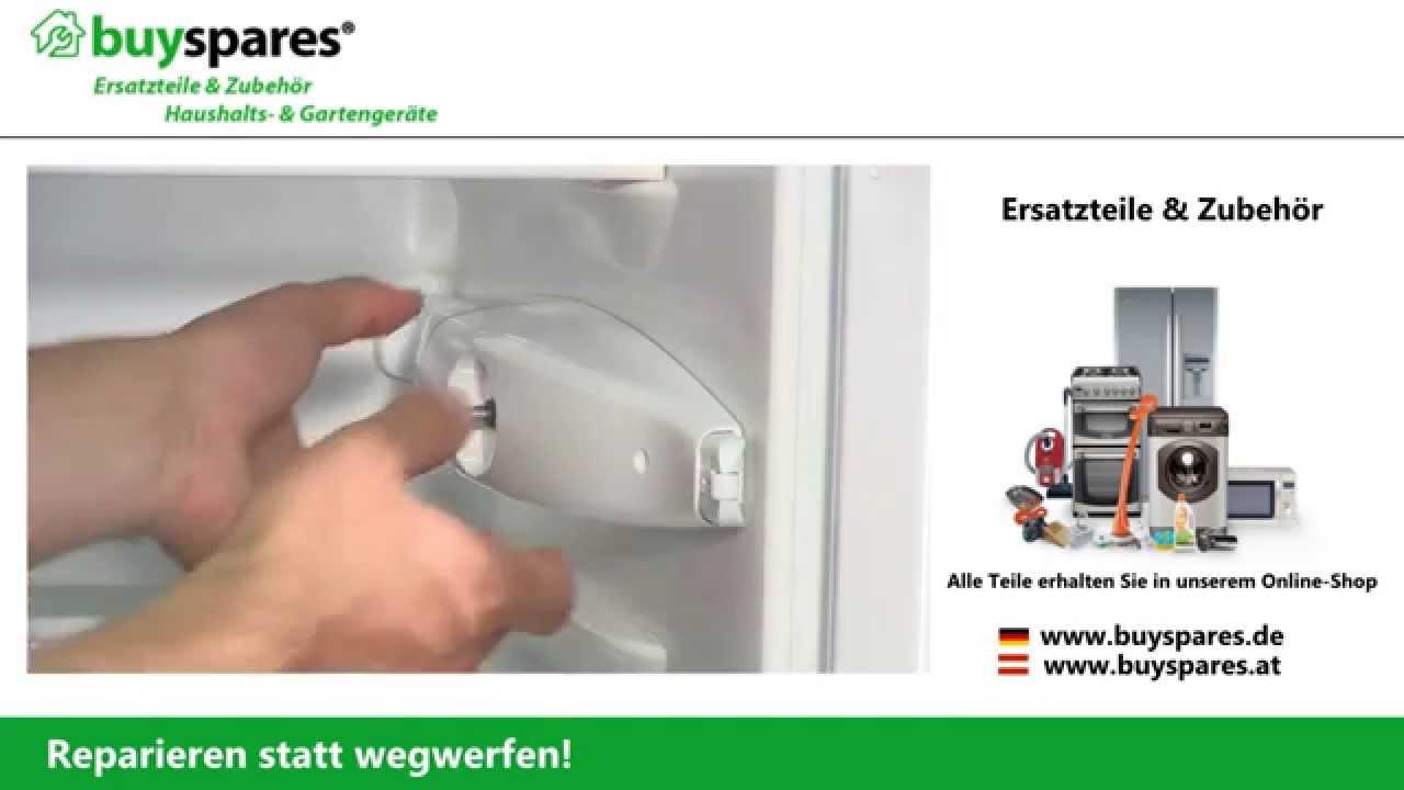 Anleitung: So wechselt man ein defektes Kühlschrank Thermostat - YouTube