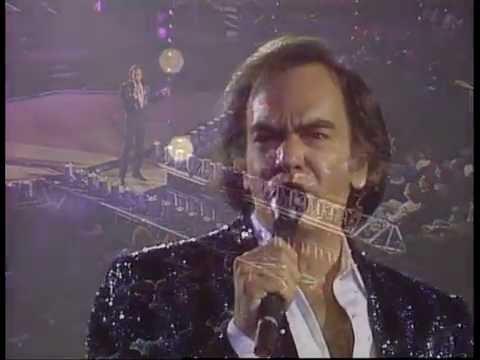 NEIL DIAMOND - HEARTLIGHT  (LIVE-1986)