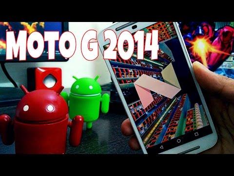 Moto G 2nd Generation: Android 7.0 Nougat Cyanogenmod 14
