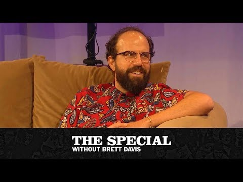 Brett Gelman talks about his new film Lemon and Twin Peaks on The Special